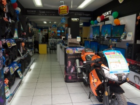 Stores in Latin America